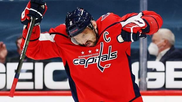 «Это уникальный хоккеист, таких не было никогда». Тренер Новиков — о русском лидере «Вашингтона»