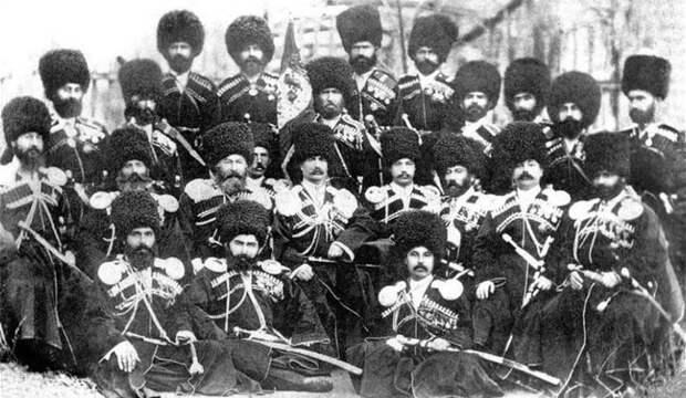 Терские казаки: русские, которые танцуют лезгинку