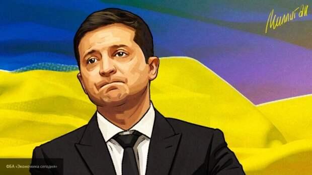 Удар по Зеленскому: парламент Украины готов объявит президенту импичмент