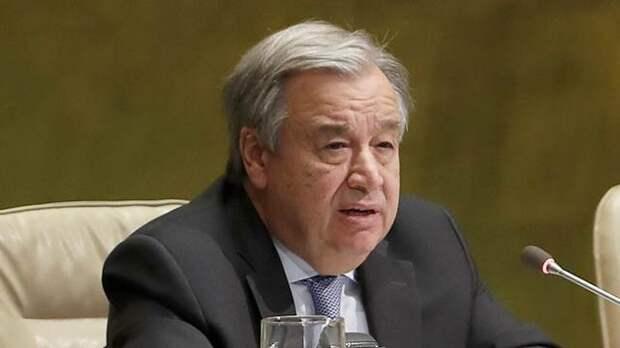 Генсек ООН осудил стрельбу в немецком Галле