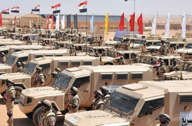 Каиру требуется помощь в борьбе с ИГ на Синае – египетский офицер