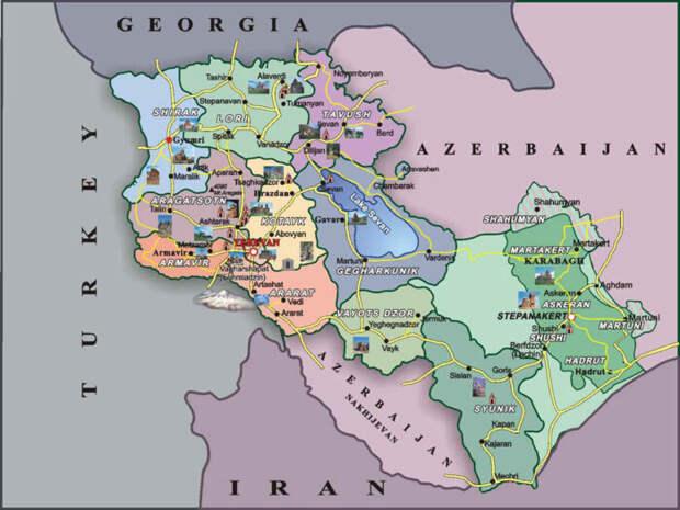 Азербайджан отказался отводить свои войска отвоенных баз РФ вАрмении