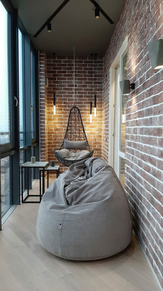 Как использовать кирпич в интерьере квартиры: 6 крутых вариантов