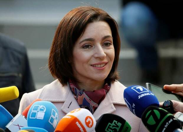 Санду хочет встречи с Путиным – требовать вывода миротворцев и открытия российского рынка