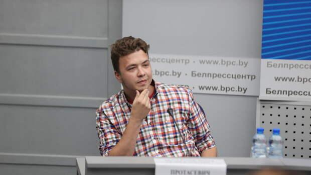 Протасевич считает СИЗО безопасным для себя местом