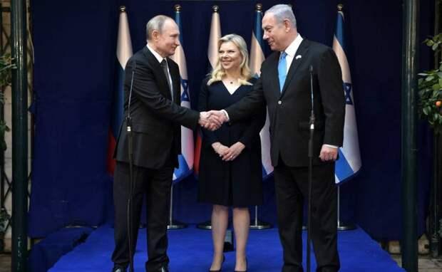 Эксперт: Путин способен принести мир Израилю и Сирии