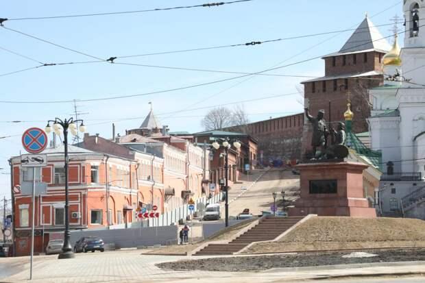 Движение в центре Нижнего Новгорода ограничат на праздники: смотрим, как изменятся маршруты автобусов в майские дни