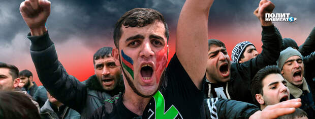 В России толпа представителей одной из диаспор позволяет себе штурмовать районные отделения полиции и...