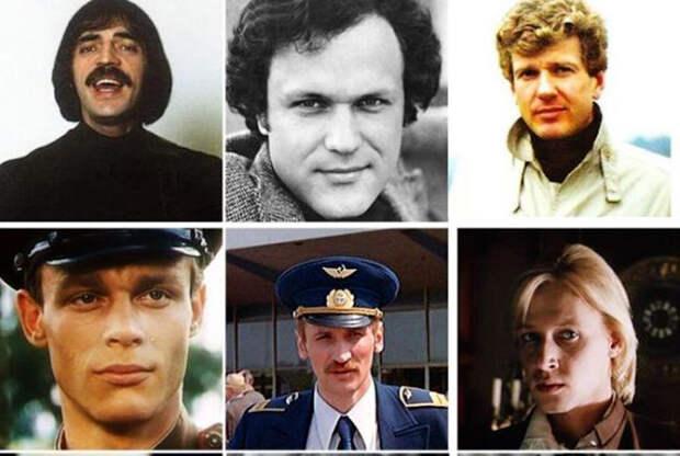 Секс-символы советского кино 70‑х и 80‑хгодов
