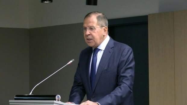 Лавров пообещал ответить на антироссийские выпады Запада