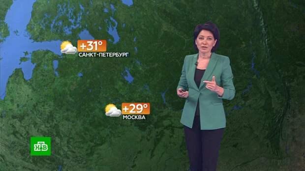 Прогноз погоды на 27 июля
