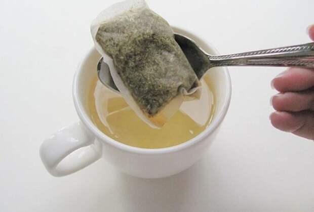 Чайные пакетики в саду: самые эффективные способы использования