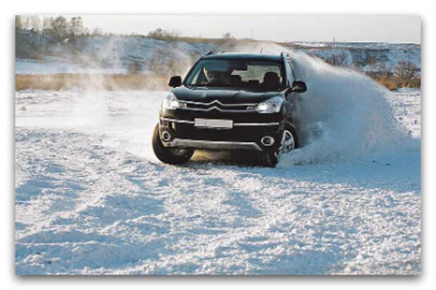 Особенности зимнего управления автомобилем, оснащенного автоматической коробкой передач