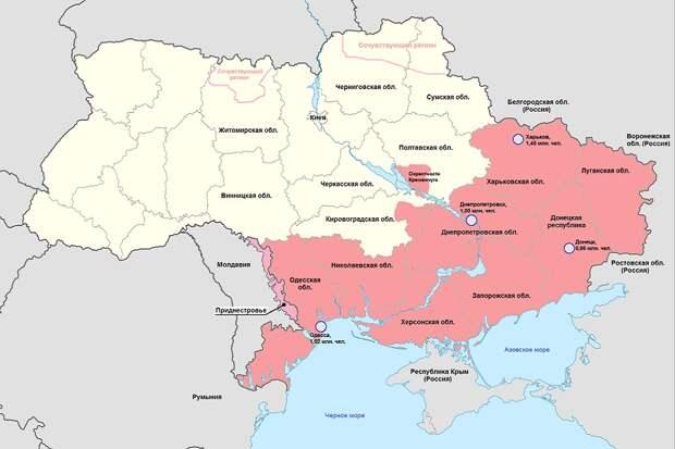 Ходаковский призвал не торопиться с присоединением всей Украины