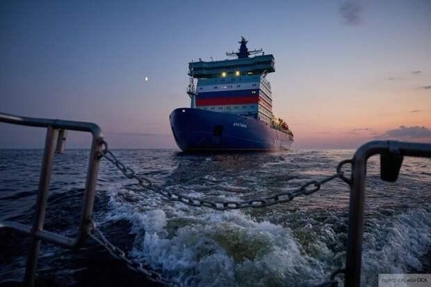 Крупные игроки проявляют интерес к арктическому маршруту РФ в обход Суэца