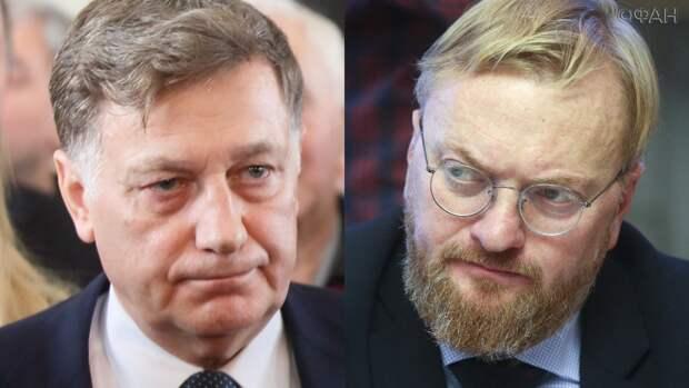 Милонов надеется, что Вячеслав Макаров станет полезен для петербуржцев в Госдуме