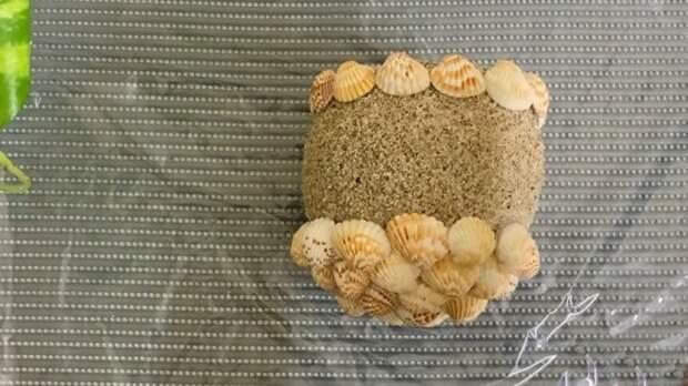 С помощью самого простого песка вы сможете украсить любой интерьер