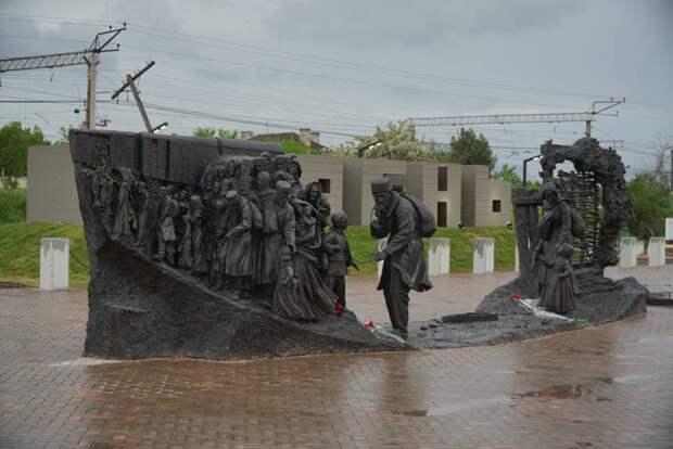 Как сейчас выглядит мемориальный комплекс «Сюрень». ФОТО