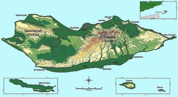 Socotra01 Удивительный остров Сокотра