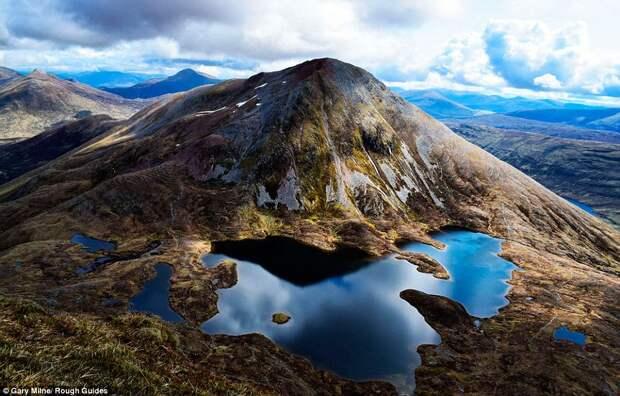 Шотландское высокогорье.