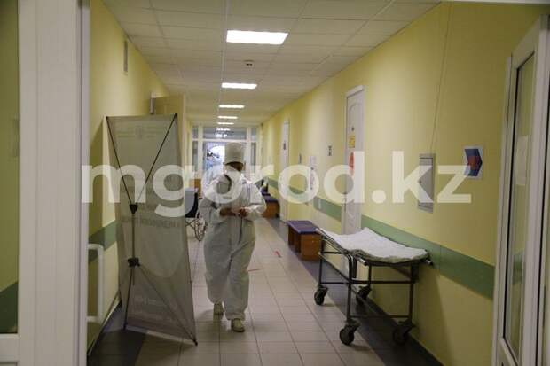 В ЗКО увеличилось количество заболевших COVID-19