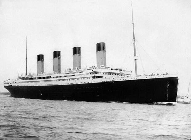 "Странный багаж ""Титаника"""
