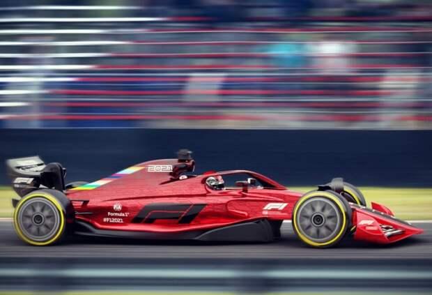 Максимальный вес машин Формулы 1 в 2022-м достигнет почти 1 тонны