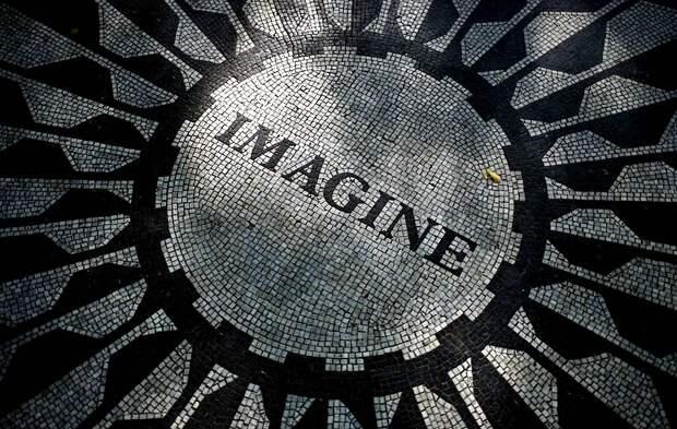 27 кадров в память о Джоне Ленноне