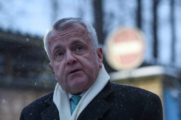 Американский посол отказался покинуть Москву - Axio
