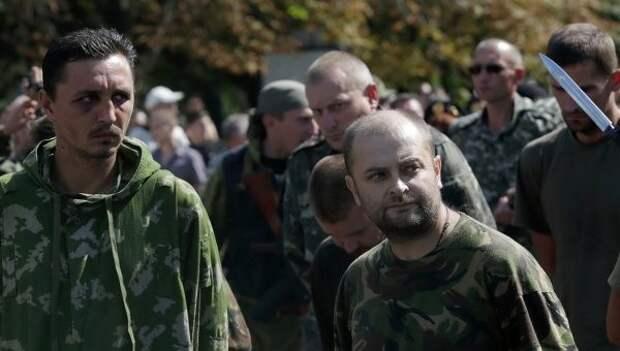 ДНР хочет использовать труд пленных при восстановлении школ Донбасса