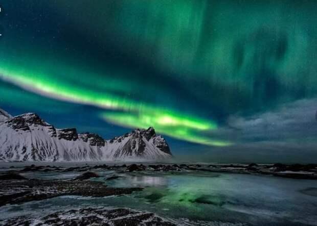 Исландия потеряла 750 квадратных километров ледников