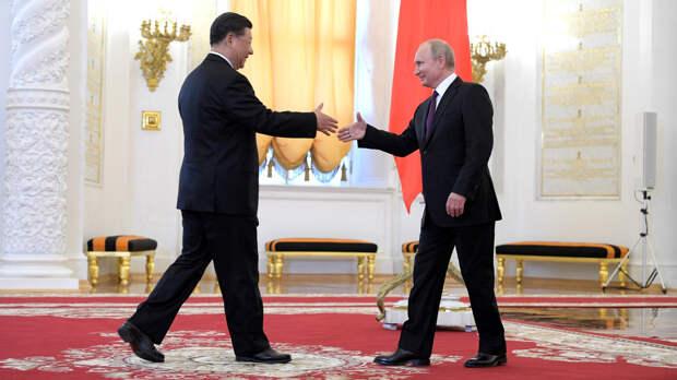 Global Times: США искушают другие страны напасть на Россию и Китай