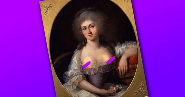 3 факта о том, почему голая грудь в эпоху Ренессанса была приличнее голых лодыжек
