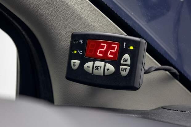 Peugeot Partner станет изотермическим фургоном