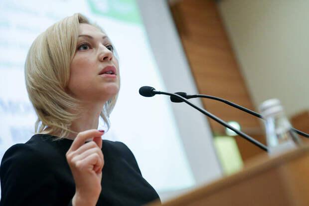 Зампред ГД Тимофеева обвинила журналиста Максима Шевченко в клевете