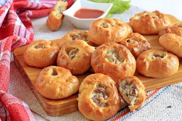 Татарские пирожки