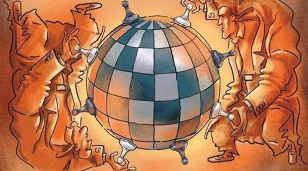 Глобальное глубинное государство: новый мировой порядок, принесенный вам COVID-19
