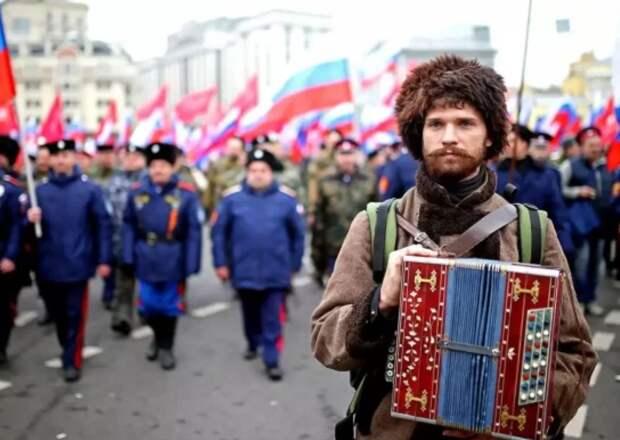 У русских какое-то особенное зрение — не видеть хорошего