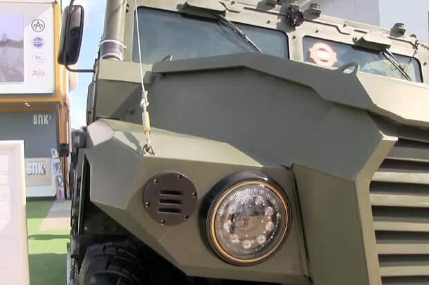 """Новейший аэромобильный броневик """"Стрела"""" покажут на форуме """"Армия-2020"""""""