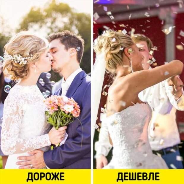 Организатор свадеб рассказала, на чем молодоженам не стоит экономить (И назвала 11 способов сделать торжество бюджетнее)