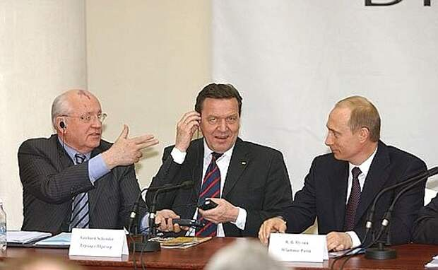 Топ-менеджер «Роснефти» Шредер назвал крымский референдум аннексией