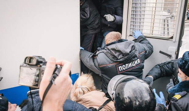 Власти Приморья объяснили, почему митинг 21апреля считается незаконным