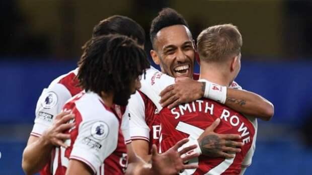 «Арсенал» победил «Челси» во второй раз за сезон