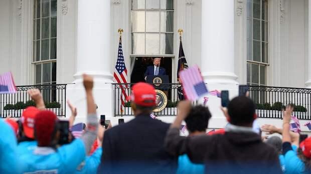 Отпрыски «хозяев планеты» разрушают империю США