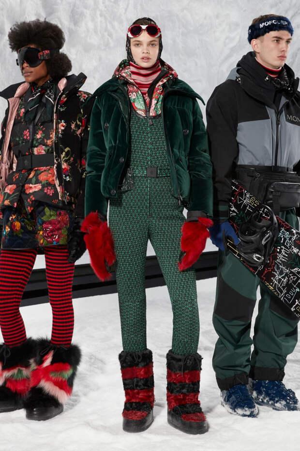 Лыжные куртки: как это носить в городе