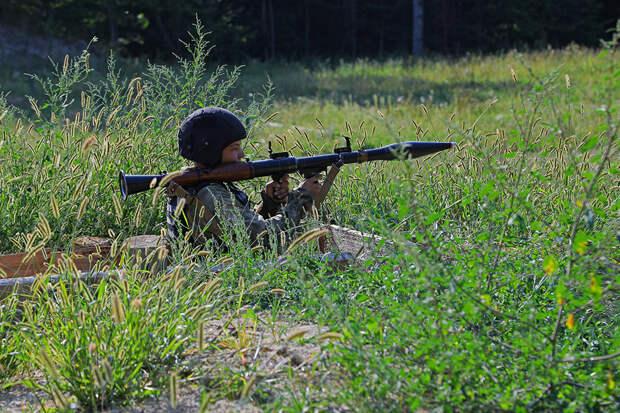 Новое поколение: названы особенности разрабатываемых выстрелов для РПГ-7