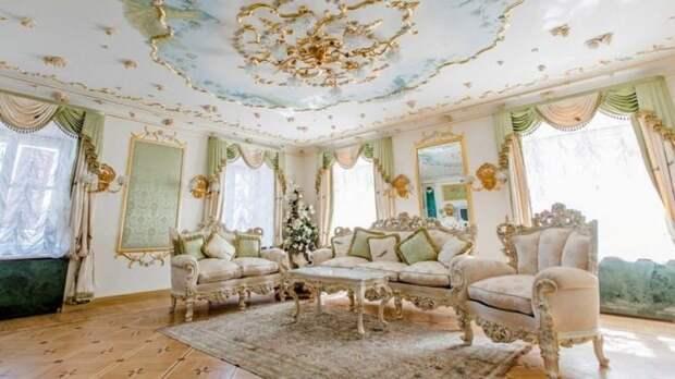 Квартира Волочковой в Петербурге сдаётся за полмиллиона рублей в месяц