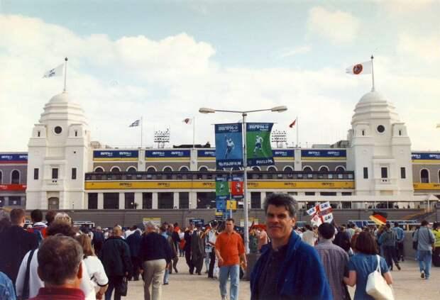 Стадион Уэмбли - история и современность