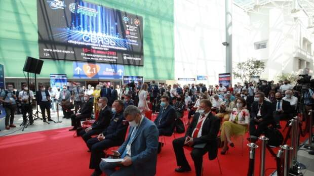Технополис «Эра» показал новейшие разработки на выставке высоких технологий