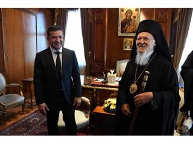 Голос Мордора: Наденет ли Зеленский на встречу со стамбульским боссом крестик?
